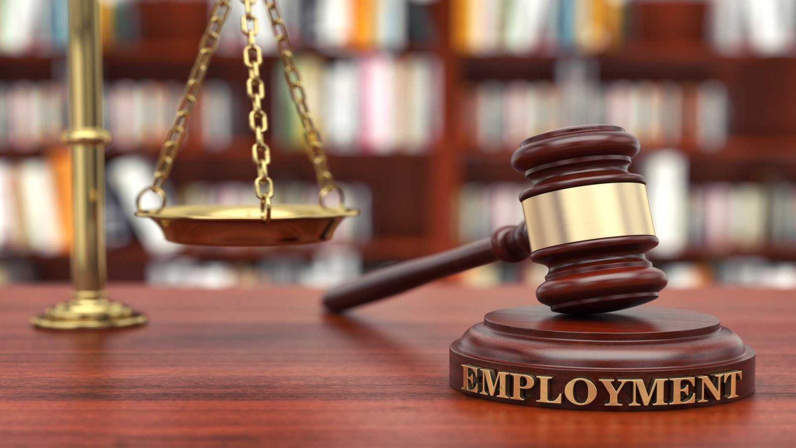 פטיש שופט של בית דין לעבודה