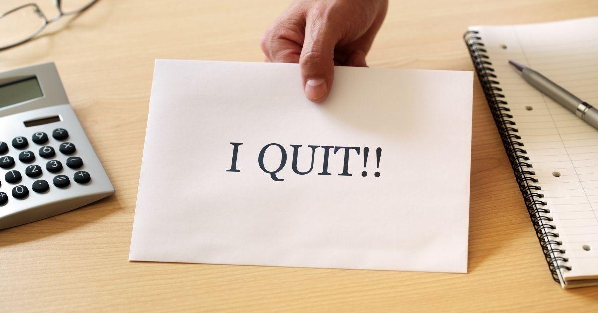 התפטרות עקב הלנת שכר