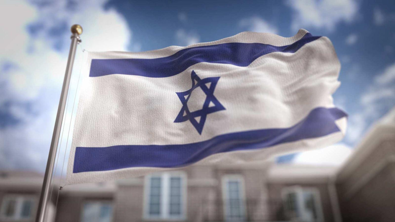 דגל ישראל, עבודה ביום הזיכרון
