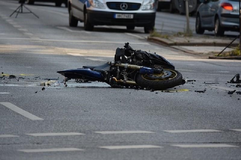 ימי אבל בשל מוות, תאונת אופנוע