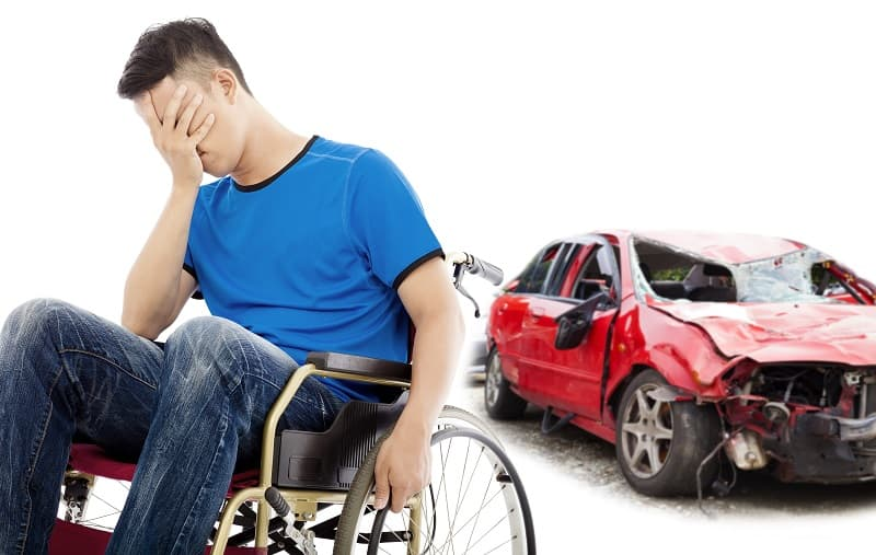 תאונת עבודה בדרך לעבודה
